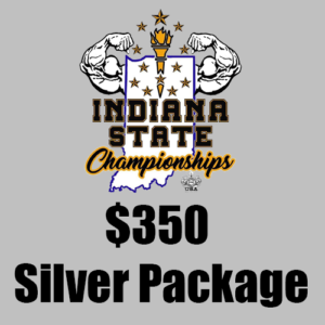 $350 Silver Indiana State Championships Sponsorship Package