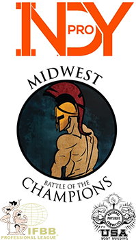 IFBB Indy Pro / Midwest Battle of the Champions